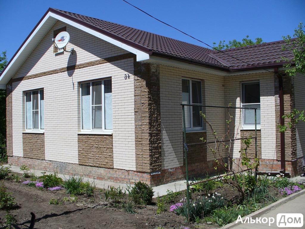 Продажа частных домов в Ростове-на-Дону   Новые загородные дома