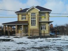 Первомайскийрайон Самшитовая, дом 260 м2